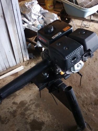 motor canoa peque - peque . robusto 15 hp muy bueno!