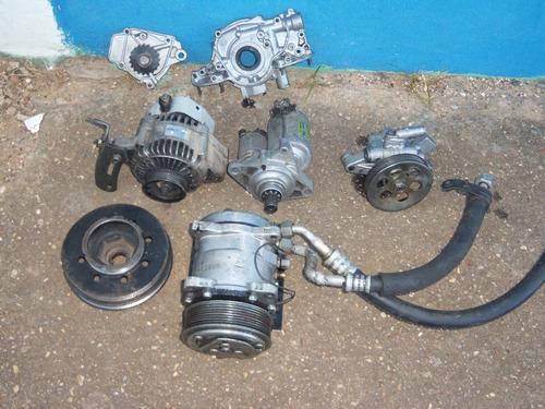 motor carroceria (piezas varias) honda civic año 98 1.6 aut.