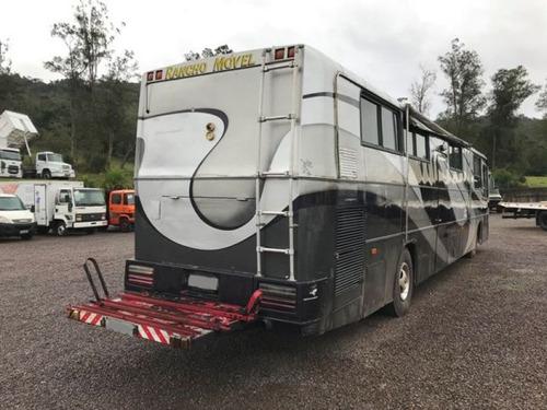 motor casa - mb 1519 - fernando caminhões