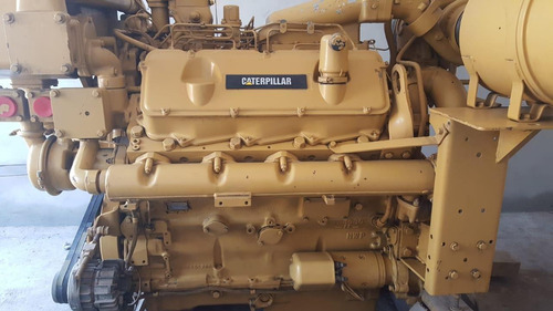 motor caterpillar 3408 marítimo 585 hp zero horas