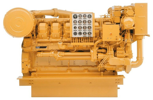 motor caterpillar 3512 industrial todo en ceros | negociable