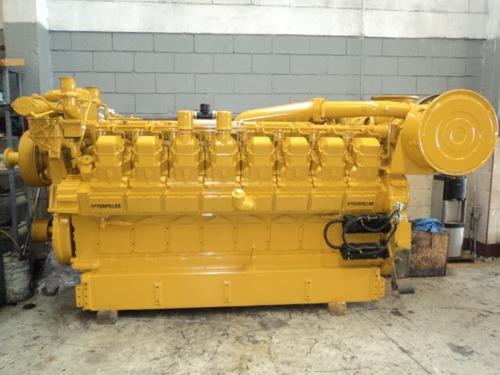 motor caterpillar 3516 2570 hp a 1800 rpm negociable