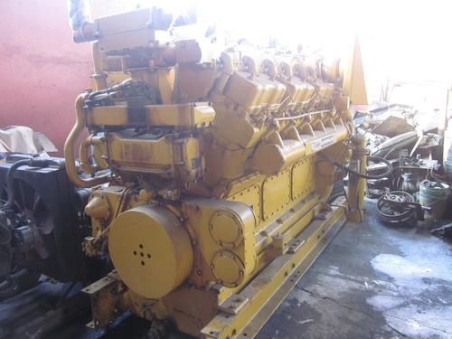 motor caterpillar d398