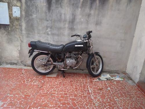 motor cb 400 preta 83