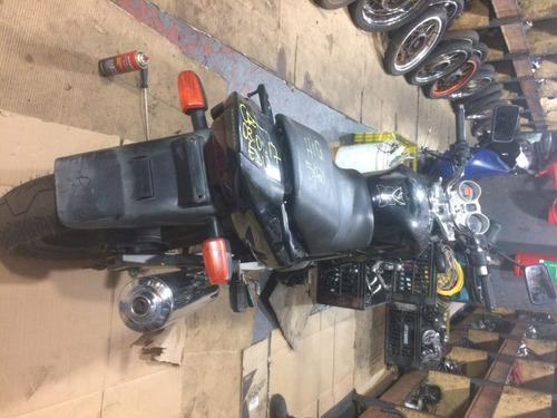 motor cbx 250/ twitter sucata p/ retirada peças alemão motos