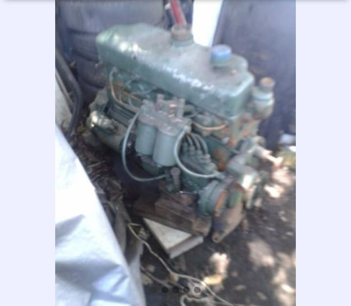 Motor Chevrolet Brasil 6cc Diesel R 3 300 00 Em Mercado Livre