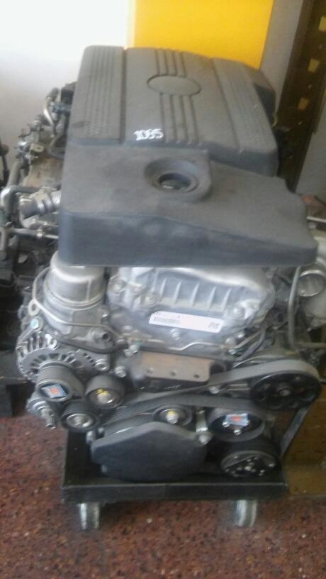 Motor Chevrolet Captiva 22 Td Z22d1 7000000 En Mercado Libre