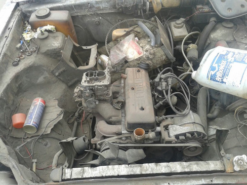 motor cht 1.6 álcool dado baixa