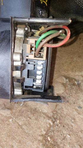 motor com armação limpador para-brisa tempra bosch original