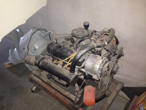 motor comander v6 con pata volvo 270