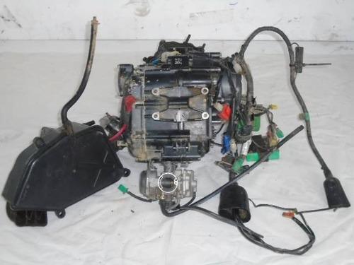 motor completo auteco pulsar dts 135 si