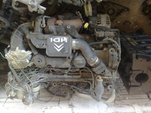 motor completo peugeot / citroen 1.4 hdi diesel