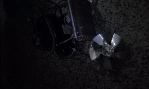 motor compresor hermetico para nevera marca vecomesa