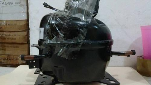 motor compresor nevera 1/6 gas r134 ofertazo