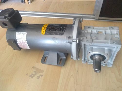 motor corriente directa cd baldor 1/2 hp 90v 1750 rpm
