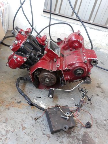 motor cr 125 98 completo ou em partes