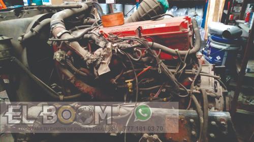 motor cummins 10x