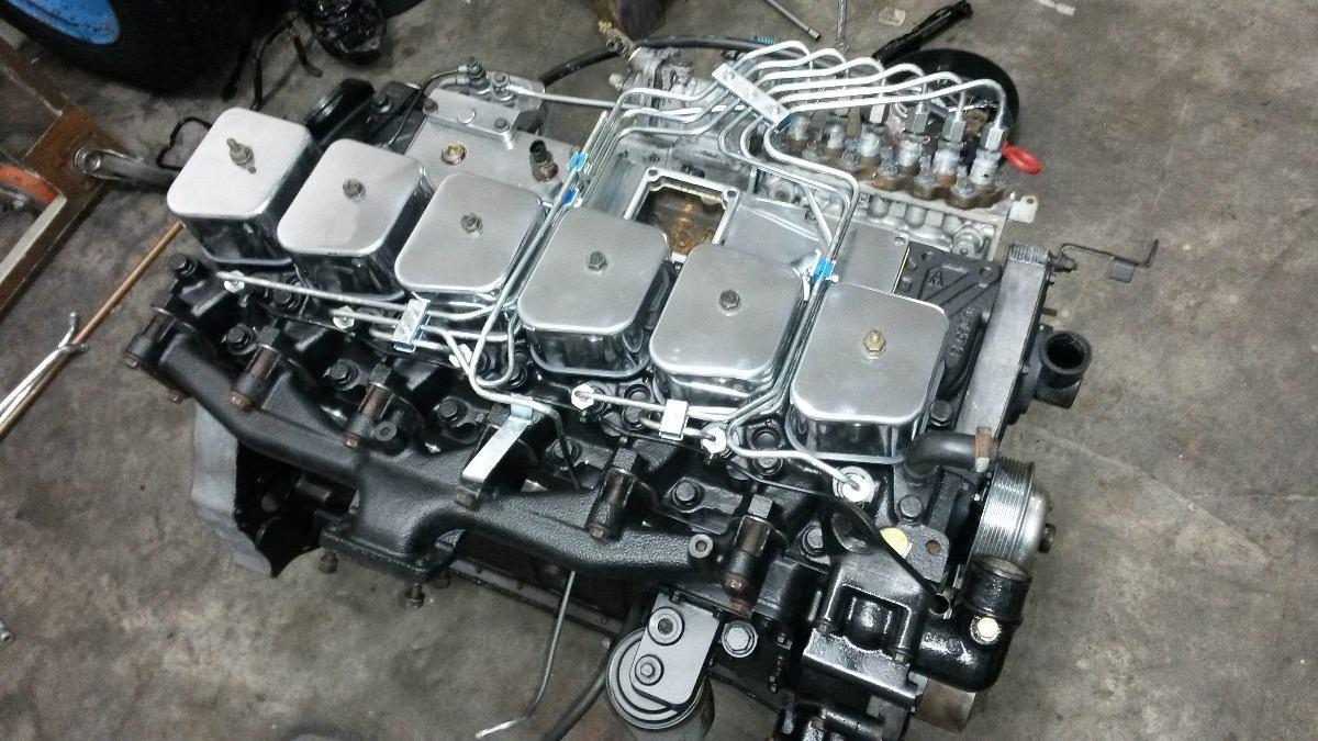 Motor Cummins 5 9 Turbo Diesel Dodge Ram Gm F250 V8basico