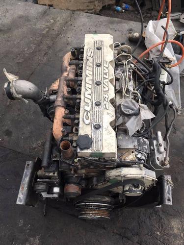 motor cummins isb 260hp año 2004 standar funcionando¡¡