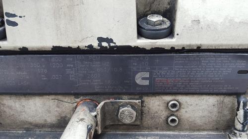 motor cummins ism sin freno 2001 370hp standar jalando¡¡¡