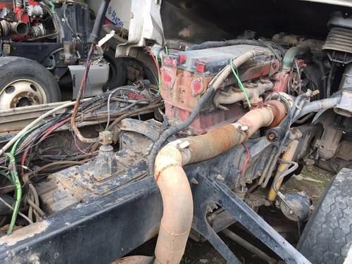 motor cummins isx caja eaton 18 mancuerna 46 mil lbs corte