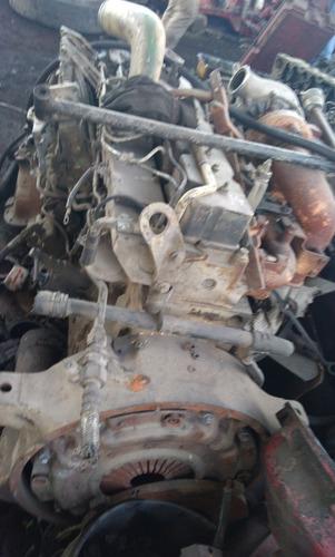 motor cummins serie c diesel