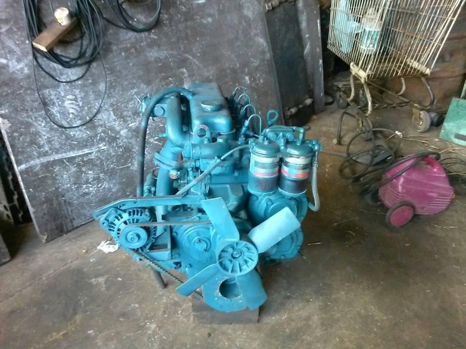 Motor D20 Ou D 10 - R$ 8.000,00 em Mercado Livre