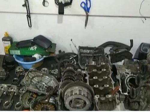 motor da hornet desmontado