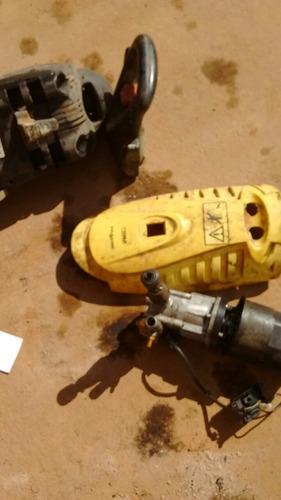 motor da lavadora de alta pressão britania