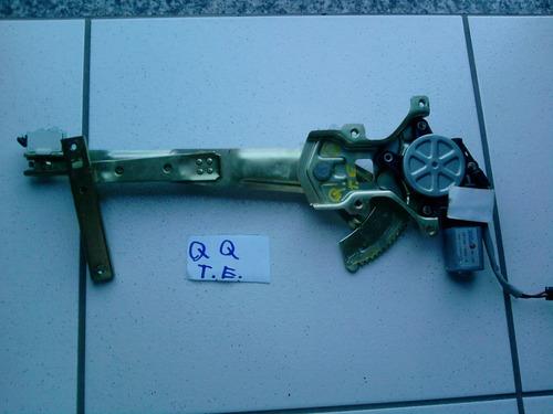 motor da máquina de vidro t/ e/  do chery qq