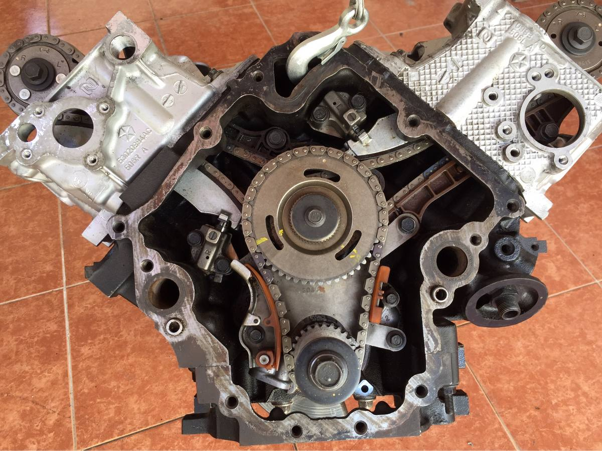 Motor Dakota 3 7 21 En Mercado Libre