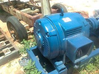 motor de  100 cv 1770 rpm marca bufalo