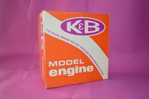 motor de 2 tiempos k & b .20