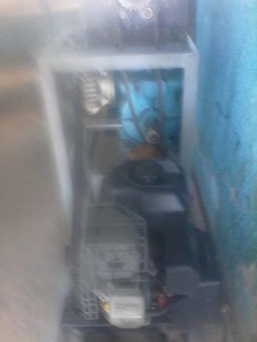 motor de 8hp y maquina de trapiche