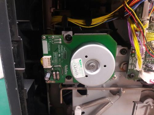 motor de accionamiento principal hp lj p4015/p4515/m4555 mfp