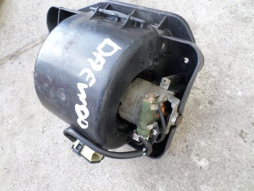 motor de ar forçado do daewoo espero 94/96 usado testado ok