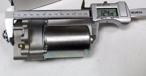 motor de arranque atv mini 80-110cc china 2 tornillos