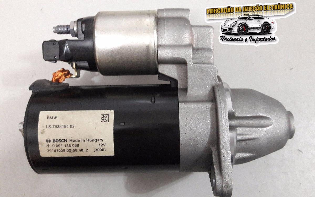 Motor De Arranque Bmw Z4 335 E89 X1 0001138058 Ls763819402