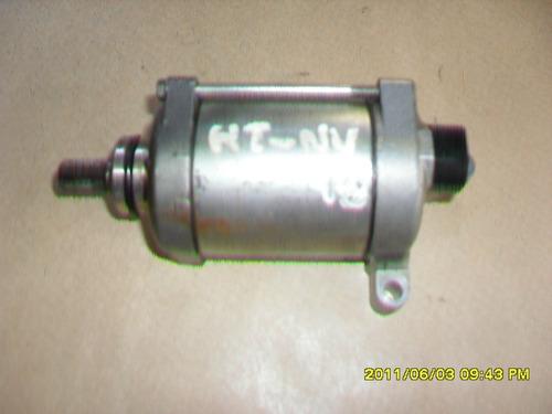 motor de arranque da honda cb600 hornet