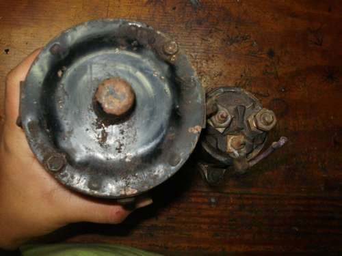 motor de arranque de chevrolet lumina 1991