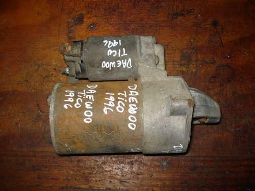 motor de arranque de daewoo tico 1996