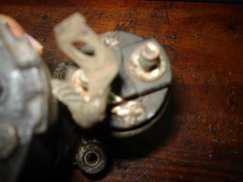 motor de arranque de ford escord 1994