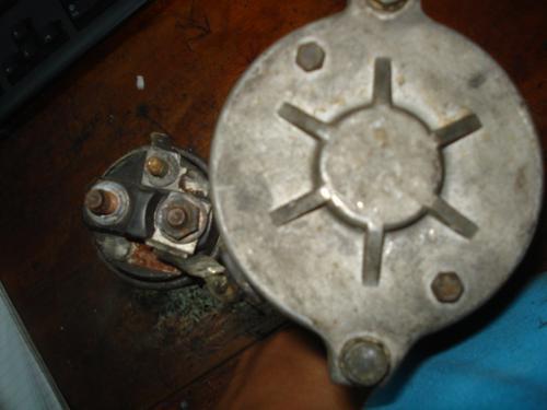 motor de arranque  de kia sorrento