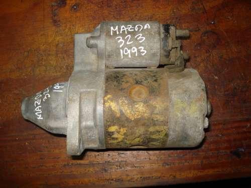 motor de arranque de mazda 323