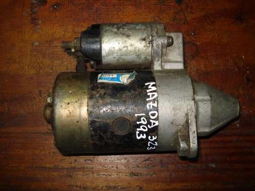 motor de arranque de mazda 323 del 93