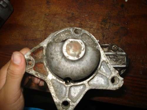 motor de arranque de mazda 929