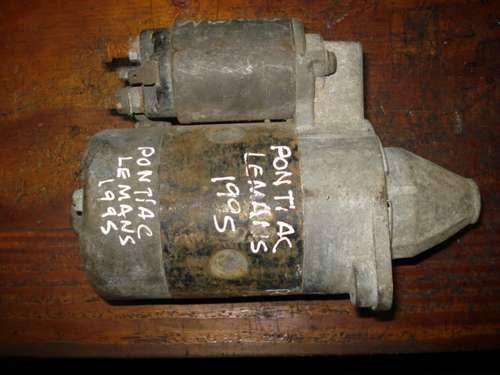 motor de arranque de pontiac lemans 1995