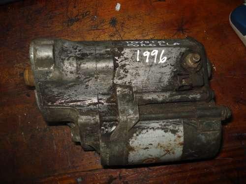 motor de arranque de toyota corolla 96