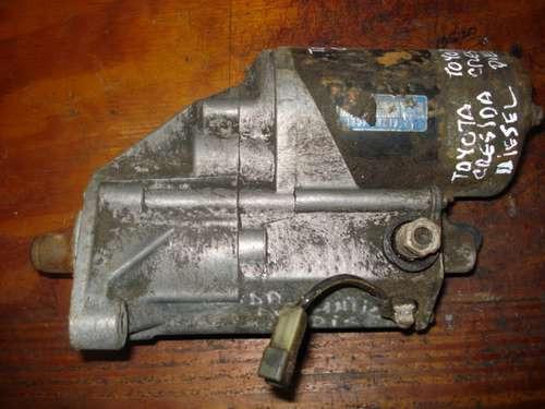 motor de arranque de toyota cresida diesel