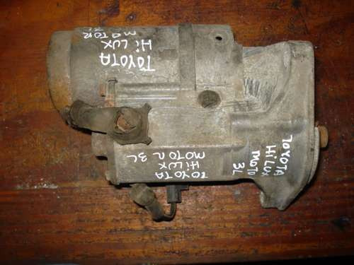 motor de arranque de toyota hilux 1996